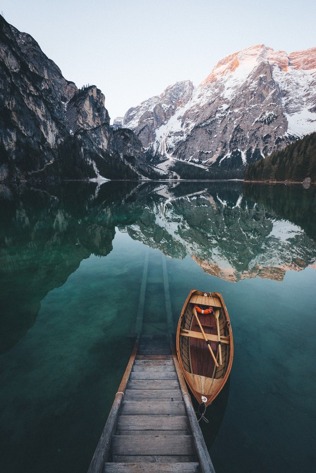 Lago di Braies by bokehm0n - World Photography Day Photo Contest 2018