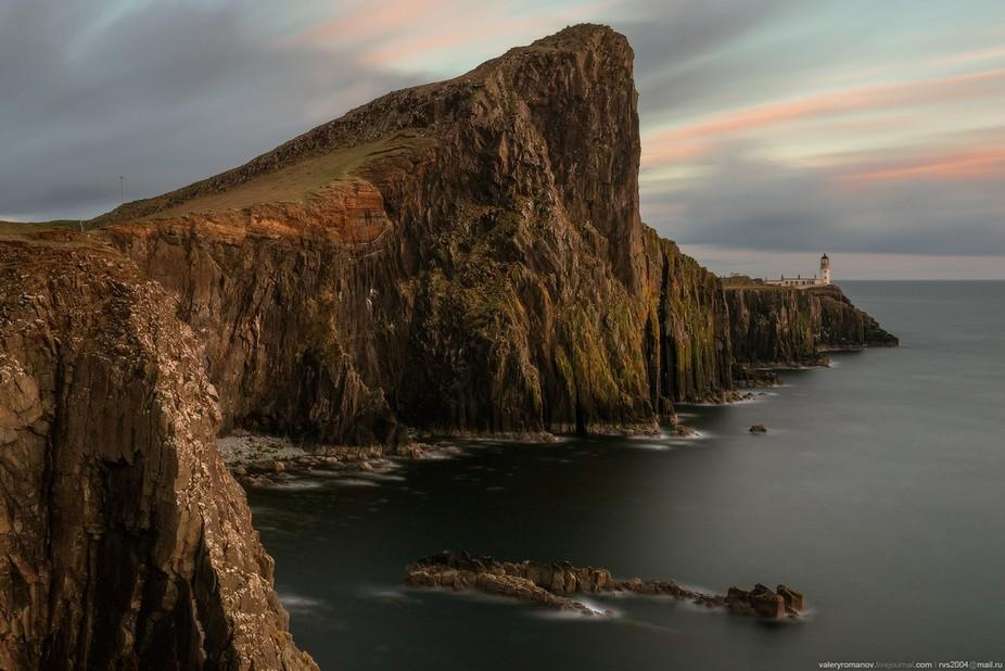 Neist Point, Isle of Skye, Scotland. May 2016 - Нейст Поинт, остров Скай, Ш�...