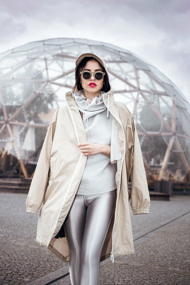 Cosmic Girl  by rebekavodrazkova - A Hipster World Photo Contest