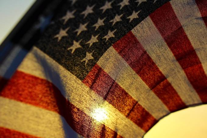 Thank You to All Who Have Served and Sacrificed  by Williamsonphoto - Flags and Banners Photo Contest