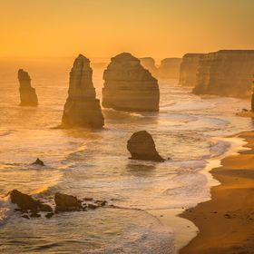 Giants of the Southern Ocean / Great Ocean Road, VIC  From this years' Photography Road Trio with my son Mitch - each year we try and get a ...