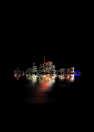 Toronto Flood No 3 My Island