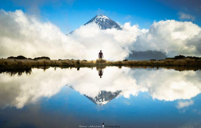 Taranaki clouds. by Remco_van_Adrichem