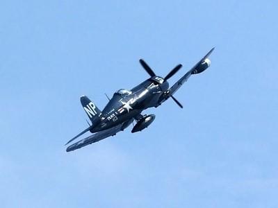 F4-U Corsair Night Fighter