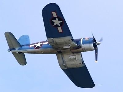 Corsair Flyover