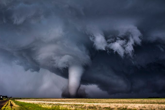 Photogenic Tornado by francislavignetheriault - Celebrating Nature Photo Contest Vol 4