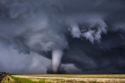 Photogenic Tornado