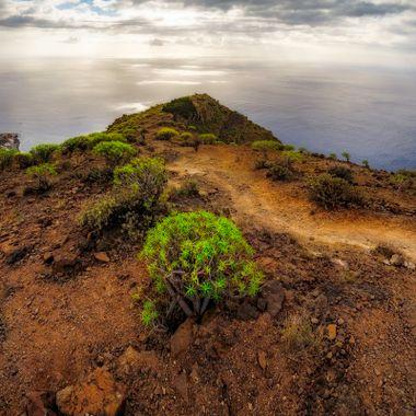 A wonderful part of the canary island, La Gomera. Enjoy it.