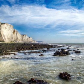 looking toward Birling Gap