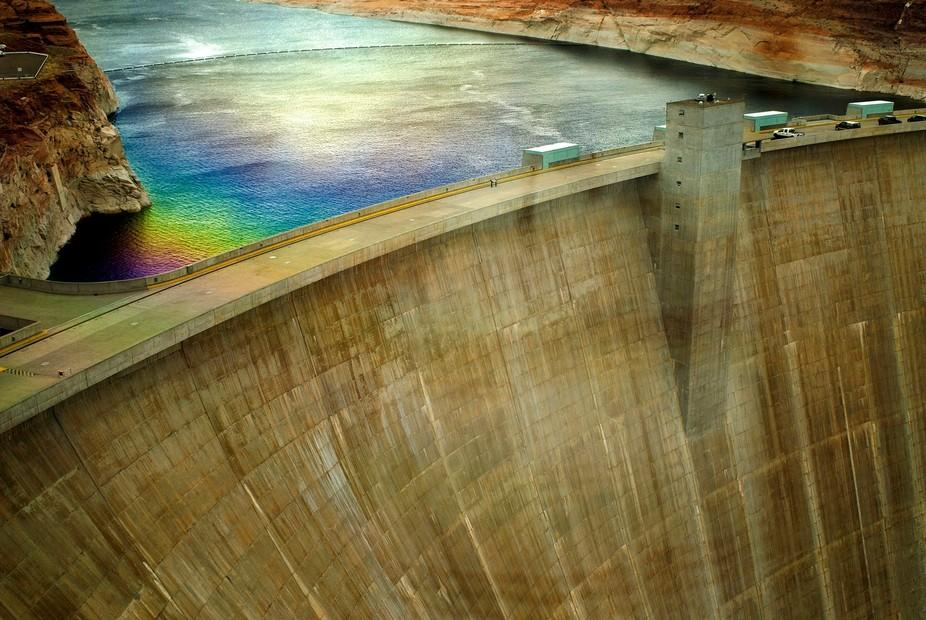 Glen Canyon Dam I