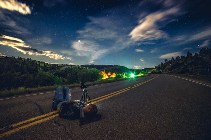 Finding Insperation by HazerLive - Country Roads Photo Contest
