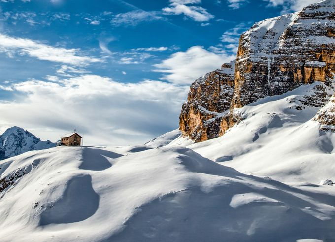 in Dolomites.. by dmitrysamsonov - Rugged Landscapes Photo Contest