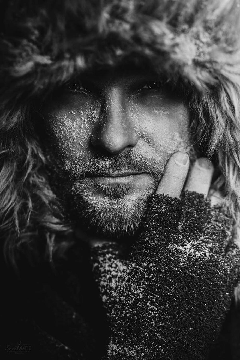 Winter Wolf by agnieszkabuziewicz