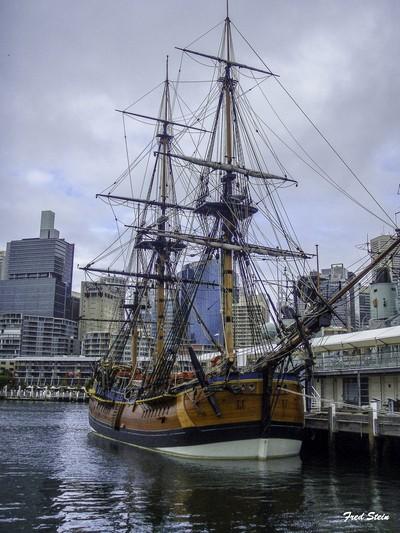 HMB Endeavour (Replica) National Maritime Museum