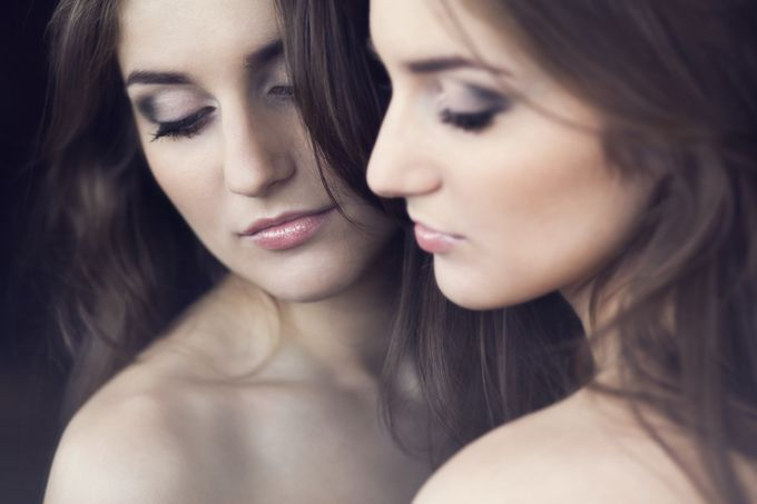 Soft by agnieszkabuziewicz - The Face in the Mirror Photo Contest