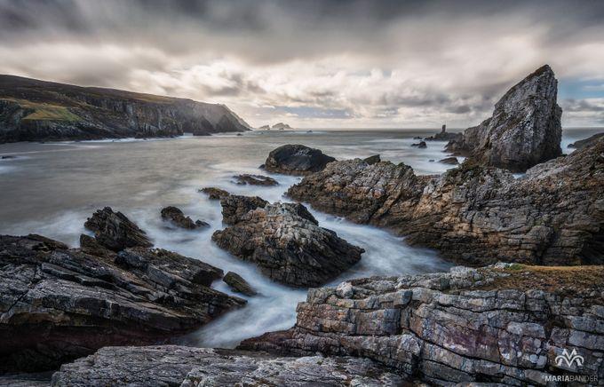 My favourite coastline by MariaBander