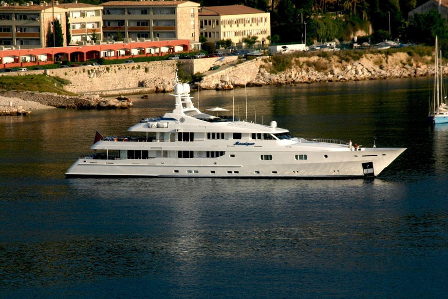 Yacht Villefranche