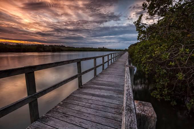The Boardwalk by SteveBadger - Boardwalks Photo Contest