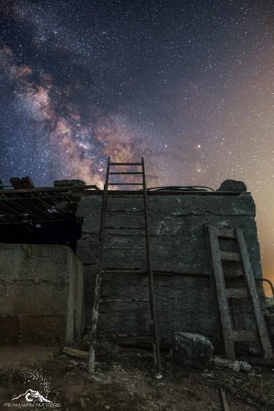 Una scala verso le stelle