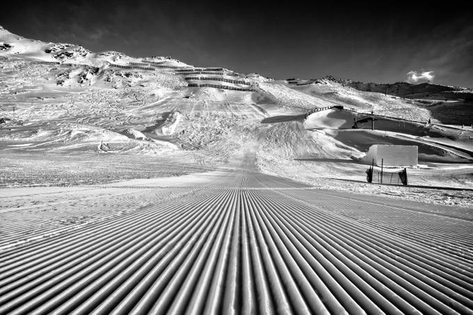 SNOWLINES  by frank-photography - Winter Roads Photo Contest