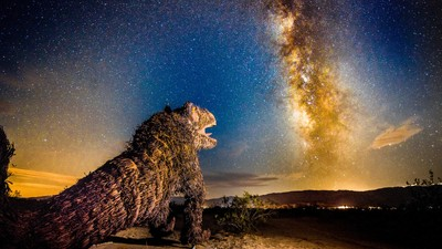 Jim_DeLillo-A Monster Awakens in Borrego Springs - 15x27 - digitalphoto