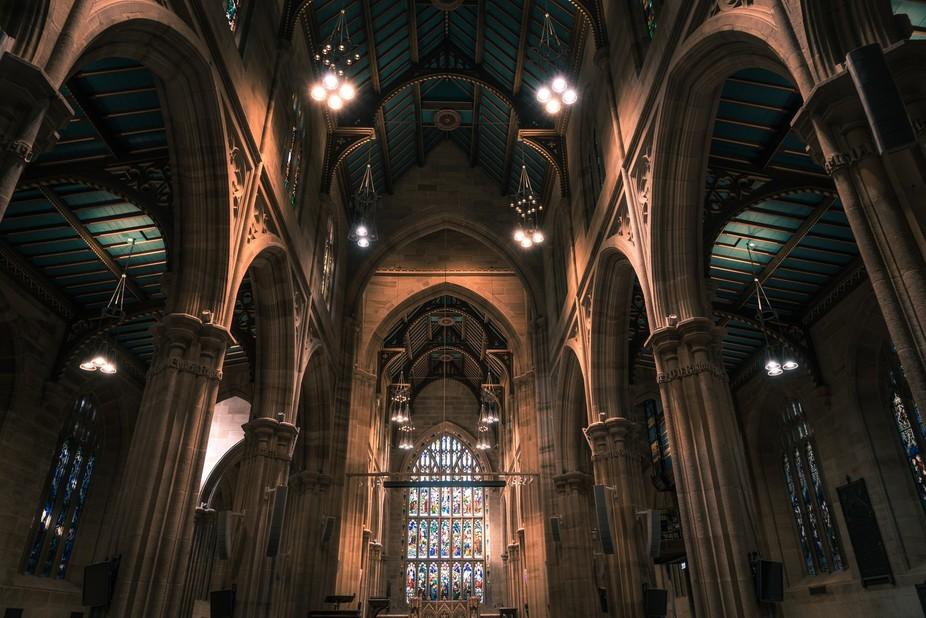 St Andrews Cathedral, Sydney, Australia