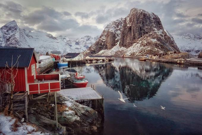 Once upon a time in the Arctic by vincentcroce - Europe Photo Contest