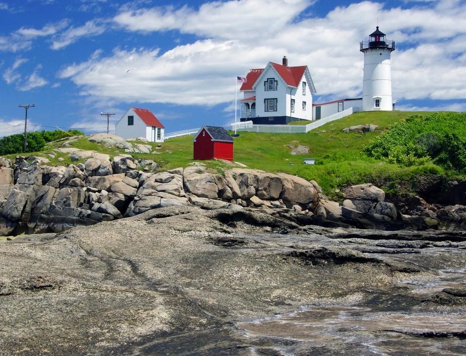 Quoddy Point Maine