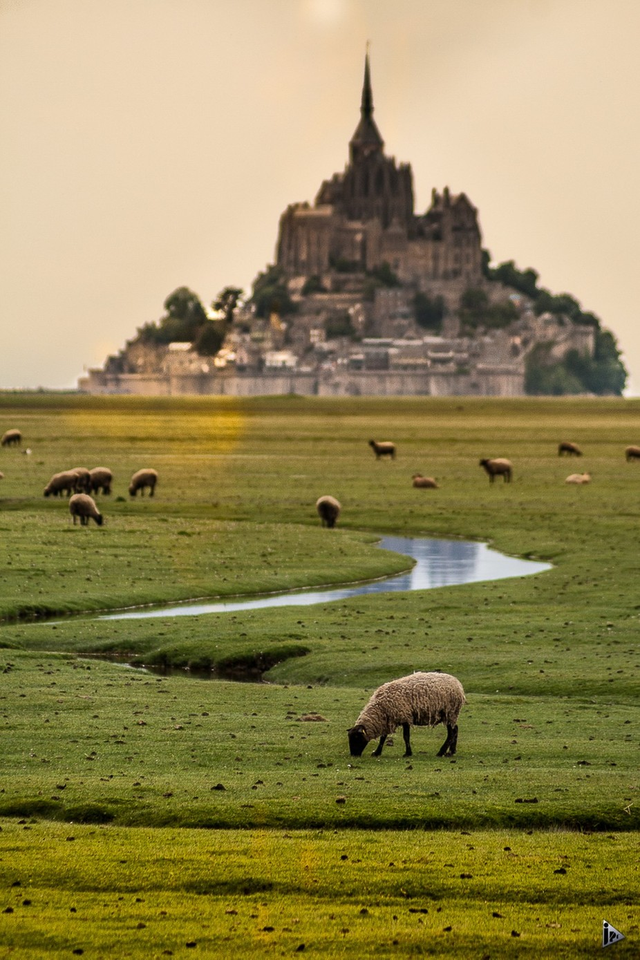 Mont-St-Michel by amazed - Europe Photo Contest