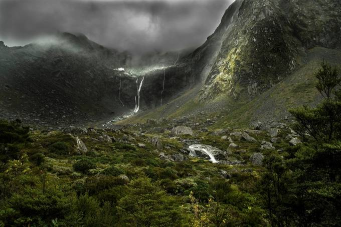 Game of Thrones Back Drop by NatashaHaggard - Mist And Drizzle Photo Contest