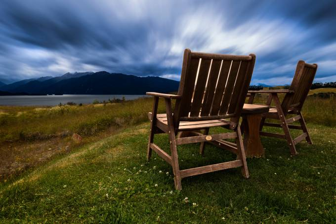 Front row seats by TrueNorthImages - My Favorite Chair Photo Contest