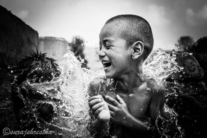 _DSC0180 by surajshrestha - Monochrome Creative Compositions Photo Contest