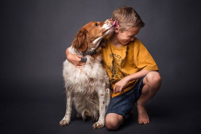 The Kiss by melissanelsonnoble - People And Animals Photo Contest