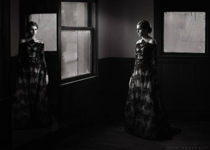 House of Mysteries by lisaholloway - The Face in the Mirror Photo Contest