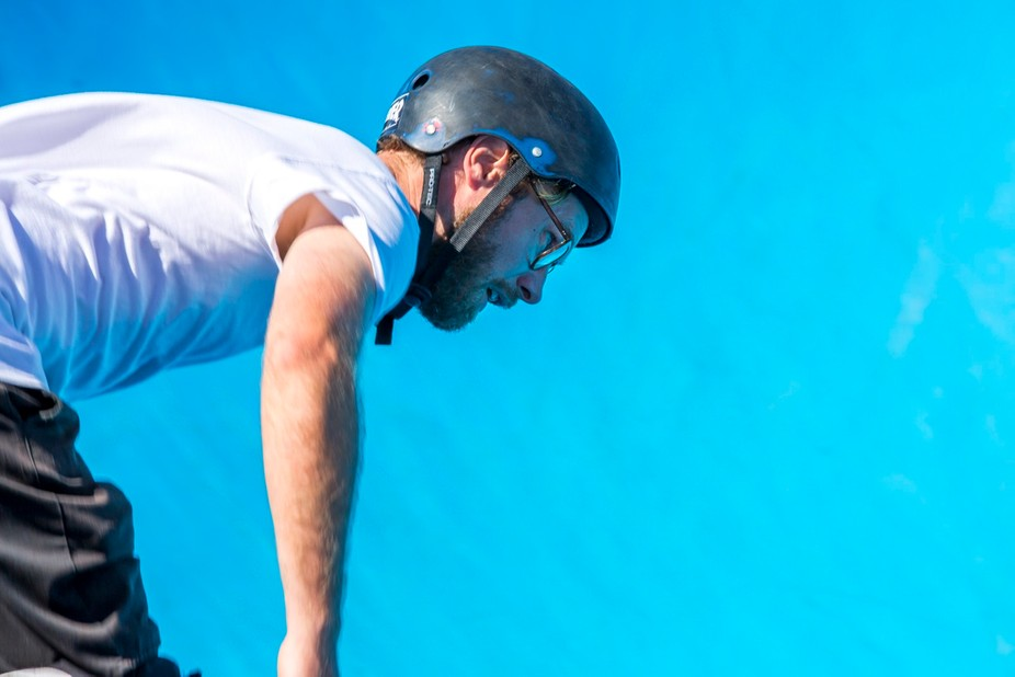 Bondi Skate Park Rider: Chris Nokes