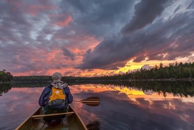 Sunset on Finger Lake_MG_9807_8_9