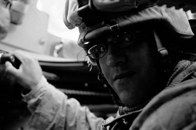 U.S. Marine in Afghanistan