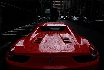 Ferrari F 458 Spider