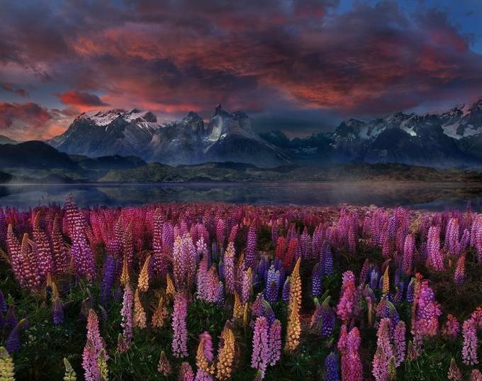 Valley of Dreams by ElysianFineArt - Unforgettable Landscapes Photo Contest by Zenfolio