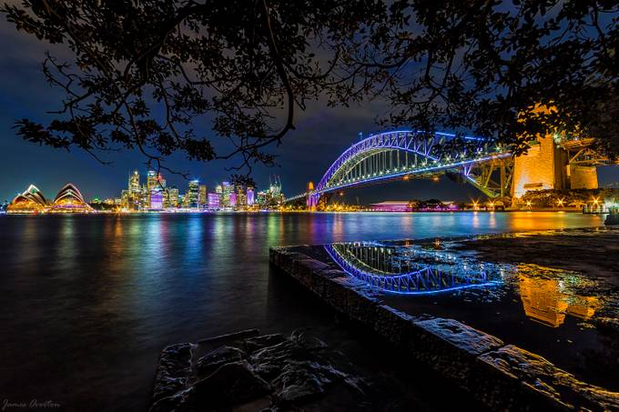 Vivid Sydney by Jimmmy03 - City In The Night Photo Contest