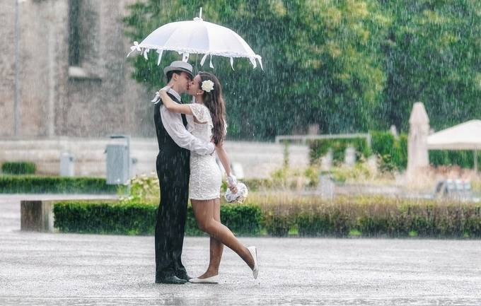 Rain by WWWest - Couples In Love Photo Contest