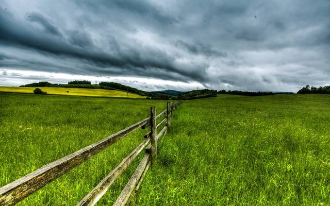 Fence by Karifoto - Fences Photo Contest