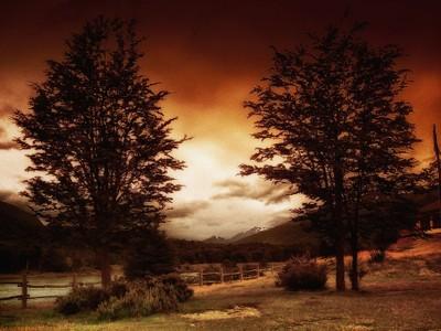 Patagônia Summer Sunset