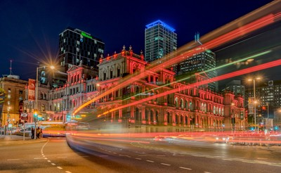 Treasury Casino Building, Brisbane City