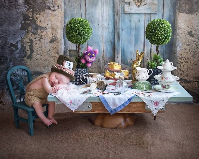 Hatter Baby by BKoesel - Fairytale Moments Photo Contest
