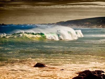 Cape Natualist Beach Break