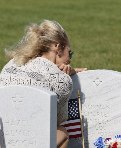 A Daughters Grief For Her Recent Loss