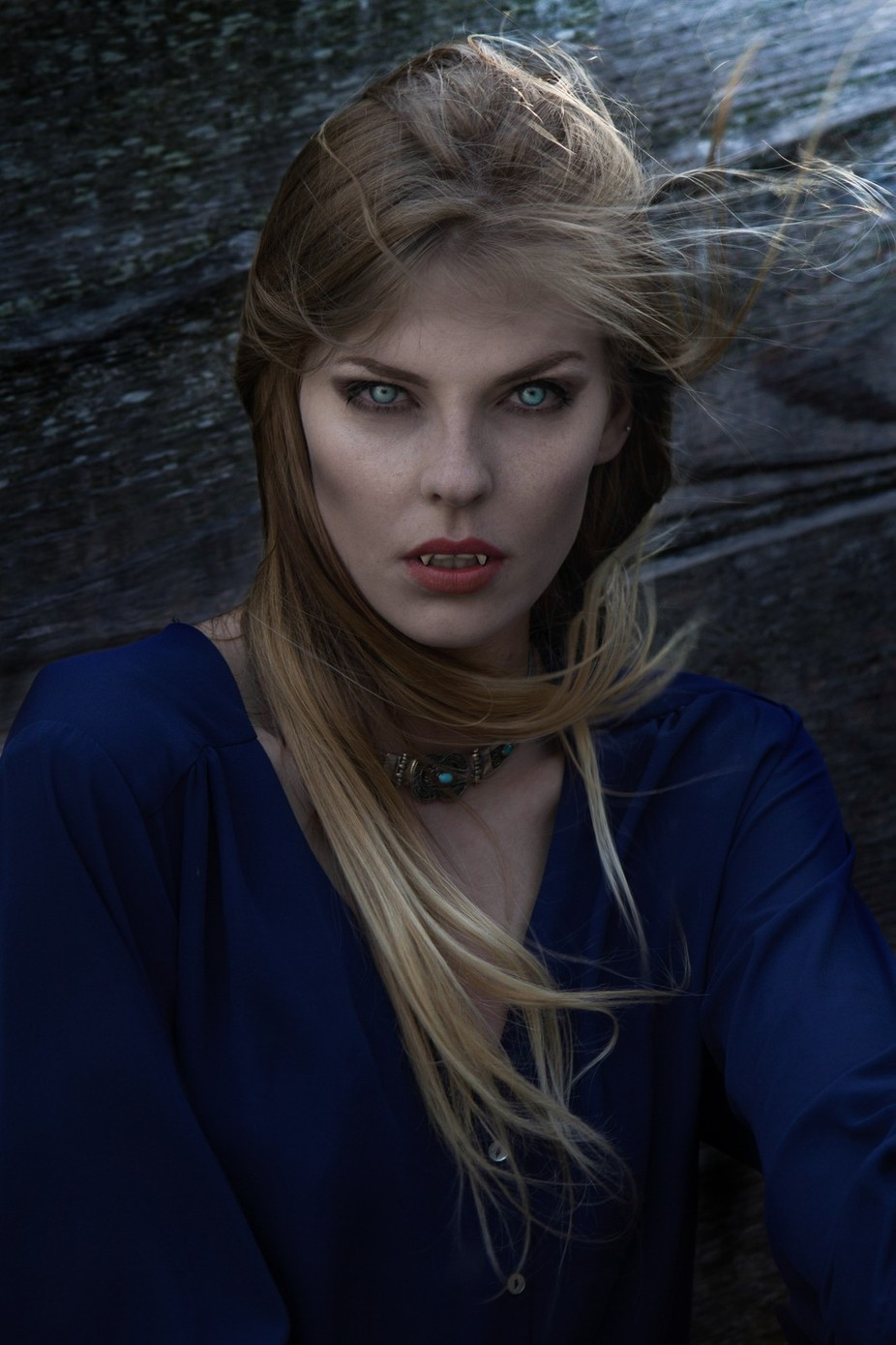 vamp by jeanettekbbernholm - Halloween Photo Contest 2017