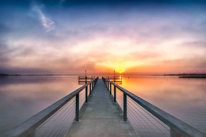 Brauning Lake_Vanishing by TimSmith67 - Monthly Pro Vol 24 Photo Contest