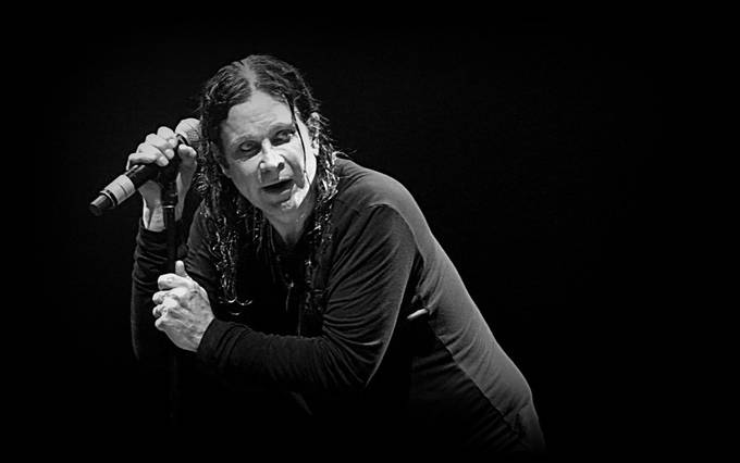 Ozzy by cooseyeview - Music And Concerts Photo Contest